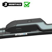 HYBROX FRONT Scheibenwischer für BMW - X3 (2017-2021)