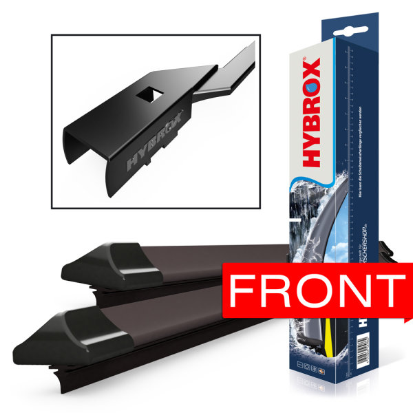 HYBROX FRONT Scheibenwischer für Chevrolet - Volt (2011-2021)