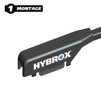 HYBROX FRONT Scheibenwischer für Dacia - Dokker (2015-2021)