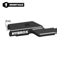 HYBROX FRONT Scheibenwischer für Fiat - 500X (2014-2021)